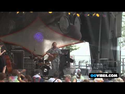 """David Gans Performs """"River And Drown"""" at Gathering of the Vibes 2011"""