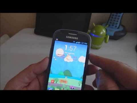 Review Rom Faust v1.5 - Galaxy S3 Mini I8190/L (EspañolMX)