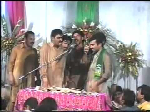 Zakir Qazi Waseem Abbas-malik Hai Malik Hai video