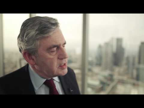 Education and Infrastructure in the Middle East and North Africa | Gordon Brown