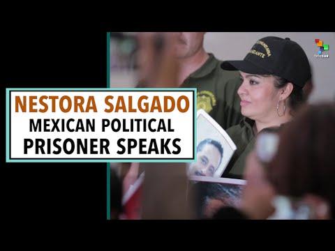 Political Prisoner in Mexico Released