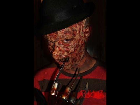 Halloween 2012: Freddy Kruegger