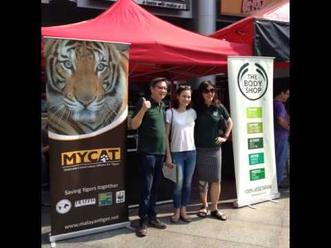 The Body Shop Malaysia's Earth Day 2015 Event