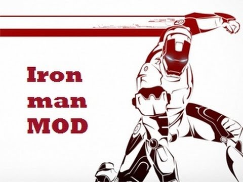 GTA San Andreas Mods Superpowers and IRON MAN