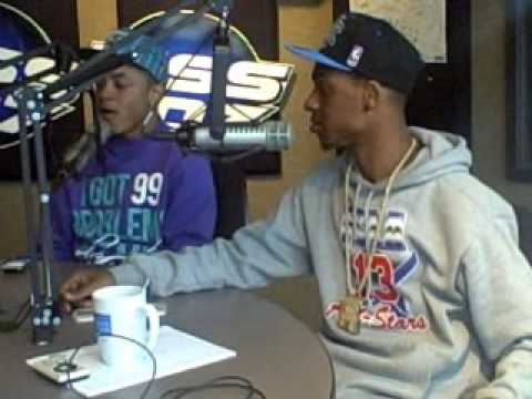 New Boyz - Kiss107 Interview