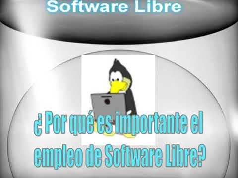 Hablemos sobre Software Libre