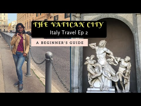 Vatican City - The smallest Country | What to see in Rome | Italy Travel Vlog 2018 | Ep 2