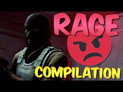 CS:GO - Rage Compilation! #15