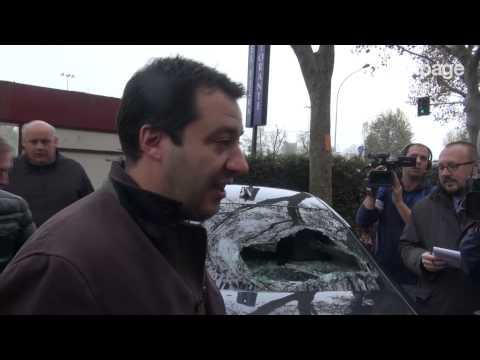 Salvini a Bologna: ecco quello che è successo davvero