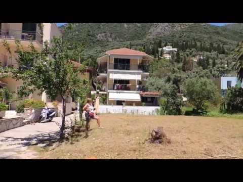 Nidri /Katina/ Coralli Beach /Lefkada/Greece/