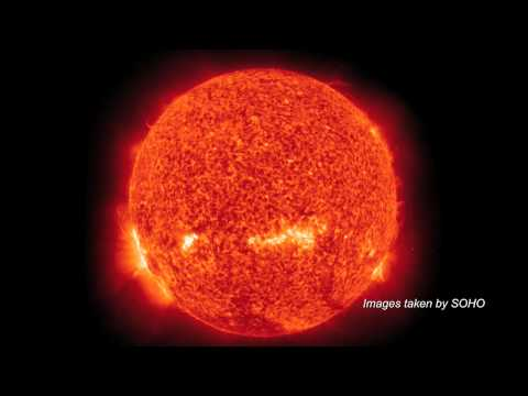 The Sun, our local star - part 1