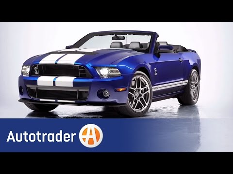 2013 Ford Mustang Shelby GT500 - 5 Reasons To Buy