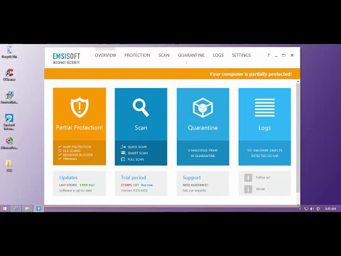Emsisoft Internet Security 9 review