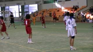 第28回近畿小学生ハンドボール大会決勝戦?
