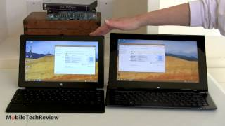 Microsoft Surface Pro vs Sony VAIO Duo 11 Comparison Smackdown