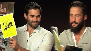 Everybody Wants Some!! Tyler Hoechlin, Glen Powell and cast do Movie Quotes Trivia