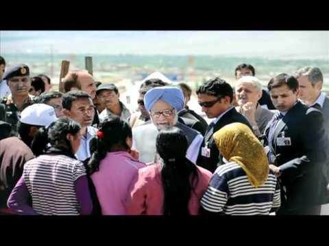 Inde/inondations: le Premier ministre en visite au Ladakh
