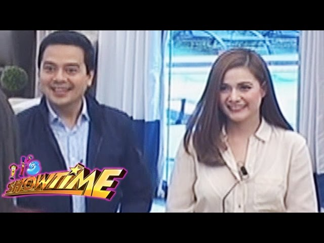 It's Showtime: Popoy and Basha visit PBB House