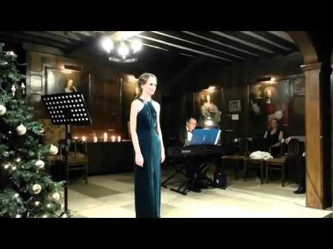 When Mary Sang her Lullaby performed by Marilenia Gant