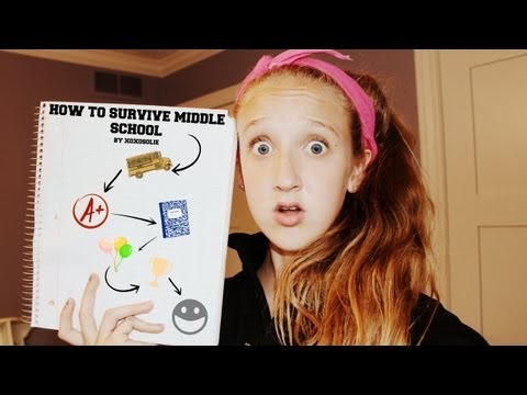 Back To School: How To Survive Middle School!