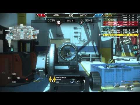 Scuf Gaming 5k Series AMB vs Optic Game 1 Part 2