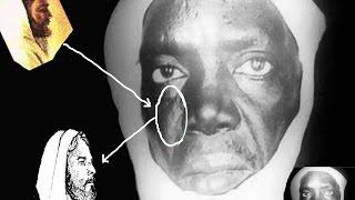 Apparition de Jésus Christ sur le visage de Seydina Issa