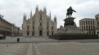 Coronavirus, una domenica mai vista a Milano: il centro è deserto