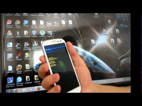 Samsung Galaxy S3 - How to unroot and flash stock firmware
