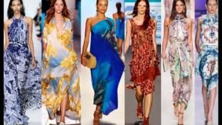 Штапель модные тенденции фото