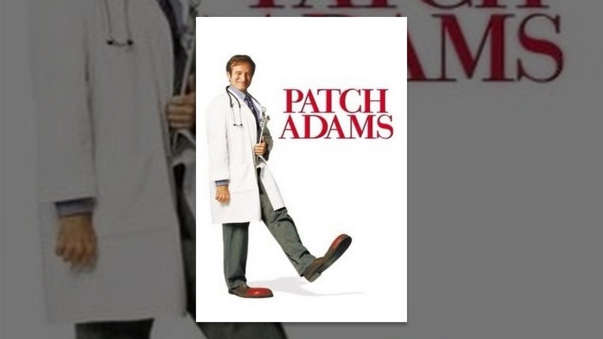 Patch Adams Patch Adams Movie Graduation Scene