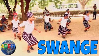 "Tiv ""Swange"" Dance with Kakaki (Horn)"