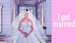 I GOT MARRIED for easter in Second Life
