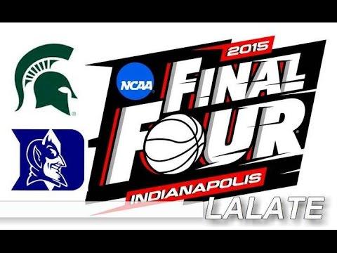 Michigan State vs Duke 2015 Score Ignites Final Four March Madness