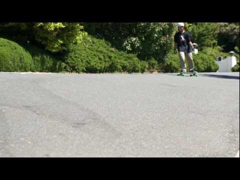 Longboarding: Shredding Piedmont [HD]