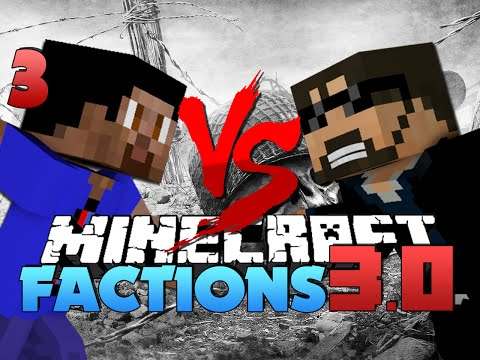 Minecraft Factions Battle 3 | MUSHROOM SOUP IS OP (Season 3)