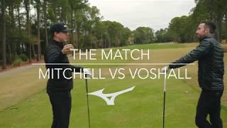 THE MATCH:  Keith Mitchell takes on Vosh