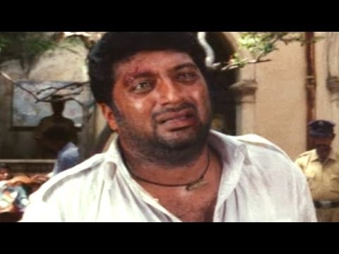 Khadgam Movie || Srikanth & Prakash Raj  Emotional Dialogues || Srikanth, Sonali Bendre video