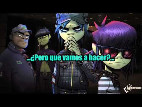 Gorillaz-Every Planet we reach is Dead Traducida al español.