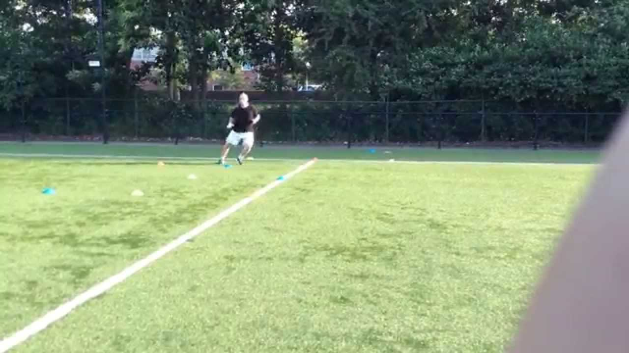 how to become faster in football