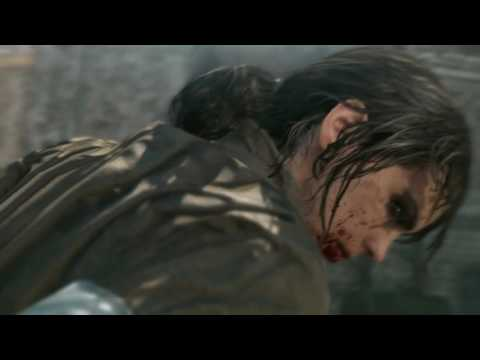 Metal Gear Solid V: The Phantom Pain - The Attempted Rape of Quiet and Annihilation of Her Captors