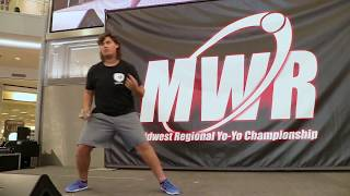 Noah Bachofen - 1A Final - 9th Place - MWR 2017 - Presented by Yoyo Contest Central