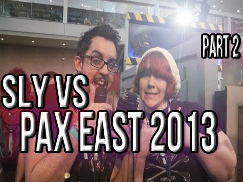 SlyFox vs. PAX East 2013 Part 2 The Conclusion
