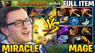 Miracle- Monkey King vs MagE- Ember Spirit - COMEBACK IS REAL
