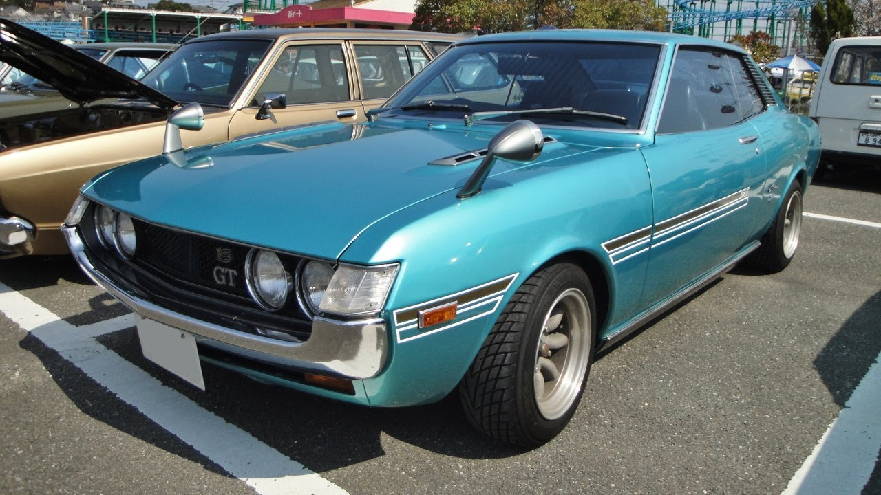 Spotted A Very Tidy Ta22 Toyota Celica Gt Youtube