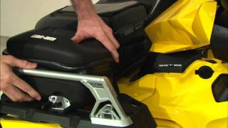 2012 Can-Am Outlander Modular Bags