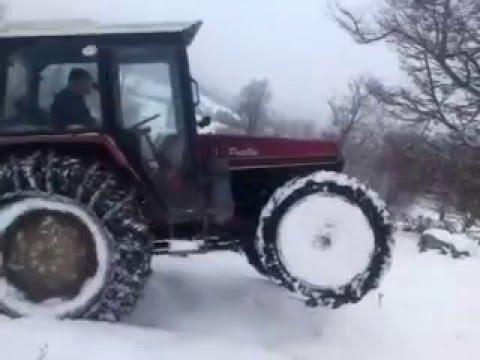 tractor nu TAF