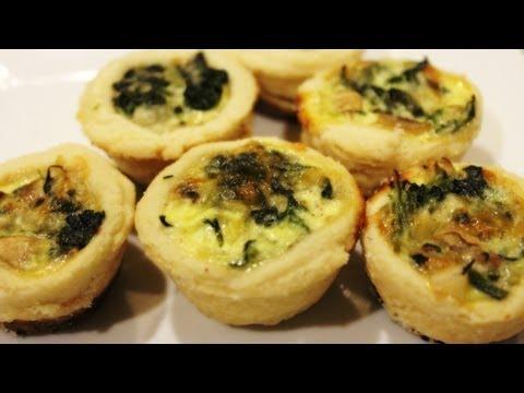 Spinach Artichoke Quiche Spinach Cheese Artichoke