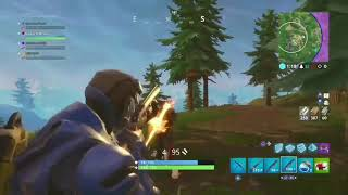 Fortnite 1v10 clutch