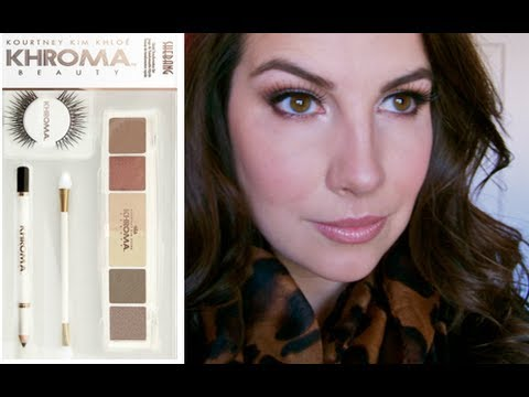 Kardashian Khroma Beauty Review/Tutorial