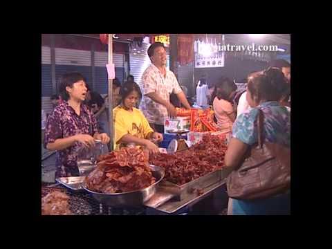 Bangkok Night Market, Thailand by Asiatravel.com